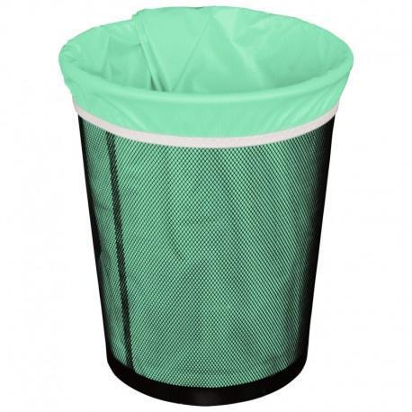 Green Square Bin Liner